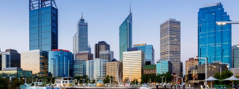 Beautiful Perth City
